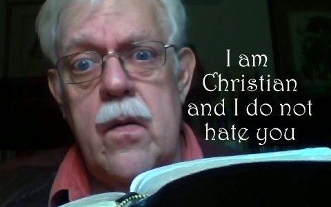 I am Christian and I do not hate you
