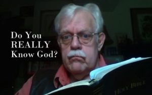 Do You Really Know God?