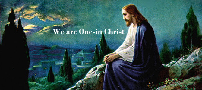 We are One-in Christ